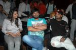 Sajid, Wajid at the audio release of the film Miley Naa Miley Hum in Novotel on 28th Sept 2011 (44).JPG
