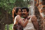 Sameera Reddy, Vishal in Vedi Movie Stills (3).JPG