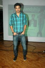 Saqib Saleem at Yashraj Films Mujhse Fraandship Karoge music showcase in Yashraj Studios on 28th Sept 2011 (48).JPG
