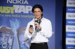 Shahrukh Khan unveils the new Nokia Symbian mobile in Trident, Mumbai on 28th Sept 2011 (7).JPG