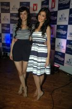Tara D_Souza, Saba Azad at the Audio release of Mujhse Fraaandship Karoge in Yashraj Studios on 28th Sept 2011 (60).JPG