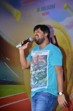 Wajid at the Audio release of Mujhse Fraaandship Karoge in Yashraj Studios on 28th Sept 2011 (123).JPG