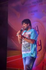 Wajid at the audio release of the film Miley Naa Miley Hum in Novotel on 28th Sept 2011 (124).JPG