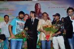 Wajid, Sajid, Chirag Paswan at the audio release of the film Miley Naa Miley Hum in Novotel on 28th Sept 2011 (153).JPG
