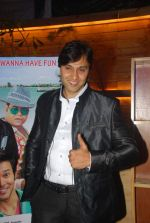 Zaid Shaikh at Be Careful music launch in Sheesha Lounge on 28th Sept 2011 (13).JPG