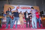 Zaid Shaikh, Shilpi Sharma, Rajneesh Duggal at Be Careful music launch in Sheesha Lounge on 28th Sept 2011 (58).JPG