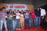 Zaid Shaikh, Shilpi Sharma, Rajneesh Duggal at Be Careful music launch in Sheesha Lounge on 28th Sept 2011 (73).JPG