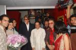 Deepa Sahi, Amitabh Bachchan, Anup Jalota, Vinay Pathak at the Premiere of film Tere Mere Phere in PVR on 29th Sept 2011 (72).JPG