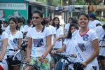 2011 Miss Hyderabad Team participates in Go Green Ride on 1st October 2011 (106).JPG