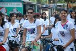 2011 Miss Hyderabad Team participates in Go Green Ride on 1st October 2011 (107).JPG