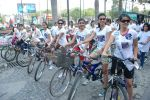2011 Miss Hyderabad Team participates in Go Green Ride on 1st October 2011 (89).JPG