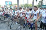 2011 Miss Hyderabad Team participates in Go Green Ride on 1st October 2011 (91).JPG