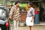 Mammootty, Jagathy in Venicile Vyapari Movie Stills.JPG