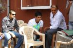 Siddharth Narayan in Oh My Friend Movie On Sets (2).jpg