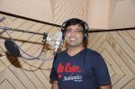 Tippu at the Journey Movie Song Recording on 2nd October 2011 (3).JPG