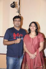 Tippu at the Journey Movie Song Recording on 2nd October 2011 (6).JPG