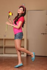 Madalasa Sharma in Feel My Love Movie On Sets (6).JPG