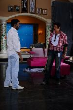 Nandamuri Balakrishna in Adhinayakudu Movie On Sets (4).jpg