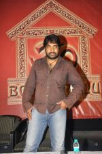 Ravi Teja attends Nippu Movie Press Meet on 4th October 2011 (27).JPG