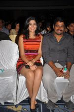 Deeksha Seth attends Ilayaraja Live Concept Preview Play on 4th October 2011 (10).jpg