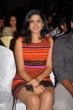 Deeksha Seth attends Ilayaraja Live Concept Preview Play on 4th October 2011 (11).jpg