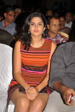 Deeksha Seth attends Ilayaraja Live Concept Preview Play on 4th October 2011 (15).jpg
