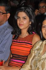 Deeksha Seth attends Ilayaraja Live Concept Preview Play on 4th October 2011 (3).jpg