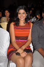 Deeksha Seth attends Ilayaraja Live Concept Preview Play on 4th October 2011 (6).jpg