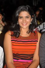 Deeksha Seth attends Ilayaraja Live Concept Preview Play on 4th October 2011 (8).jpg