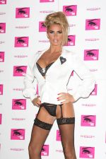 Katie Price Promotes Her New Signed by Katie Price Sky Living TV Series at The Worx in London on October 10, 2011 (5).jpg