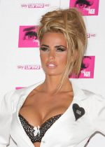 Katie Price Promotes Her New Signed by Katie Price Sky Living TV Series at The Worx in London on October 10, 2011 (6).jpg