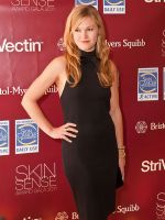 Julia Stiles arrives at the 2011 Skin Sense Award Gala in The Plaza Hotel on 11th October 2011 (3).jpg