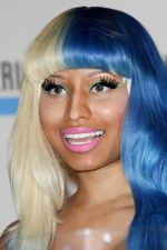 Nicki Minaj attends the 2011 American Music Awards Nominees Press Conference in JW Marriott Los Angeles on 11th October 2011 (2).jpg