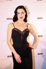 Dita Von Teese _Femme Total_ Fragrance Launch at Soho House in Berlin on October 13, 2011 (2).jpg