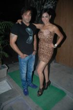 Abhishek Awasthi, Shifanjali Shekhar at Cave Lounge launch in Andheri, Mumbai on 14th Oct 2011 (80).JPG