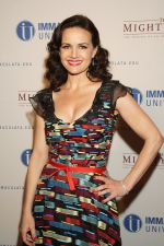 Carla Gugino arrives to the Premiere of _The Mighty Macs_ in Philadelphia on 14th October 2011 (3).jpg