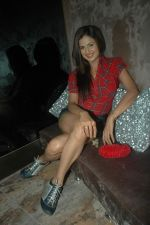 Nandini Singh at Cave Lounge launch in Andheri, Mumbai on 14th Oct 2011 (27).JPG