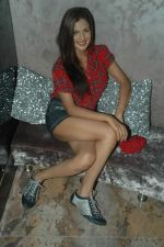 Nandini Singh at Cave Lounge launch in Andheri, Mumbai on 14th Oct 2011 (31).JPG
