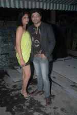 Riyaz Gangji at Cave Lounge launch in Andheri, Mumbai on 14th Oct 2011 (34).JPG
