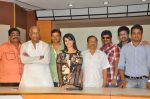 Saloni and Team attends Telugu Ammayi Press Meet on 12th October 2011 (8).jpg