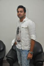 Navdeep Casual Shoot during Oh My Friend Audio Launch on 14th October 2011 (12).jpg