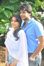 Sandeep, Regina attend Routine Love Story Movie Opening on 15th October 2011 (14).jpg