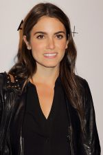 Nikki Reed arrives to the Cambio and Warner Bros. Digital Distribution Celebrate the Premiere of _Aim High_ in Trousdale on 18th October 2011 (2).jpg