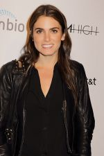 Nikki Reed arrives to the Cambio and Warner Bros. Digital Distribution Celebrate the Premiere of _Aim High_ in Trousdale on 18th October 2011 (3).jpg