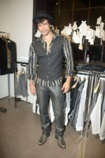 Akashdeep Saigal at Troy Costa store launch in Mumbai on 19th Oct 2011 (101).JPG