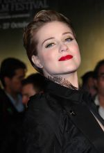 Evan Rachel Wood arrived to the 55th Annual Times BFI London Film Festival _The Ides Of March_ Premiere at Odeon West End in Leicester Square on 19th October 2011 (2).jpg