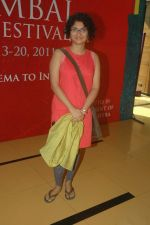 Kiran Rao at 13th Mami flm festival in Cinemax, Mumbai on 19th Oct 2011 (24).JPG