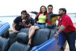 Avin, Zakir, Tripti Sharma, Rajashekar in Bachelors 2 Movie Stills (19).JPG