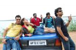 Avin, Zakir, Tripti Sharma, Rajashekar in Bachelors 2 Movie Stills (22).JPG