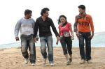 Avin, Zakir, Tripti Sharma, Rajashekar in Bachelors 2 Movie Stills (7).JPG